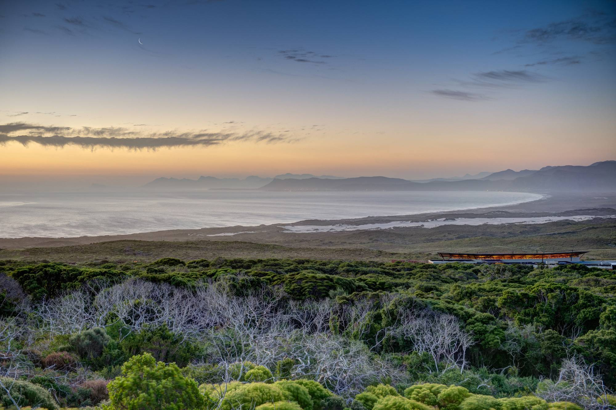 Tropical Island Beach Ambience Sound: One With Nature At Grootbos Nature Reserve